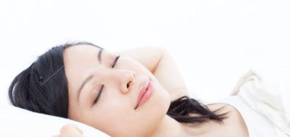 睡眠について ヘアケア講座