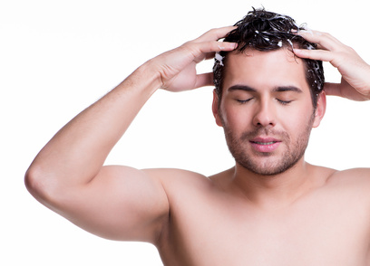 健康な髪を発毛するため② 頭皮マッサージを取り入れる