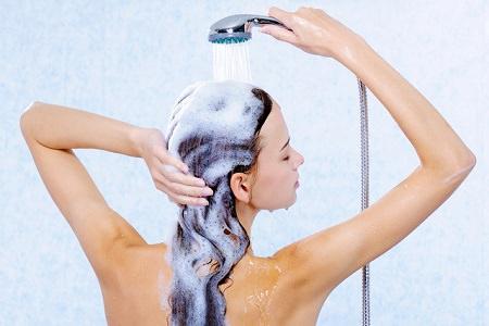 頭皮のかゆみの原因③ 誤ったシャンプーの方法
