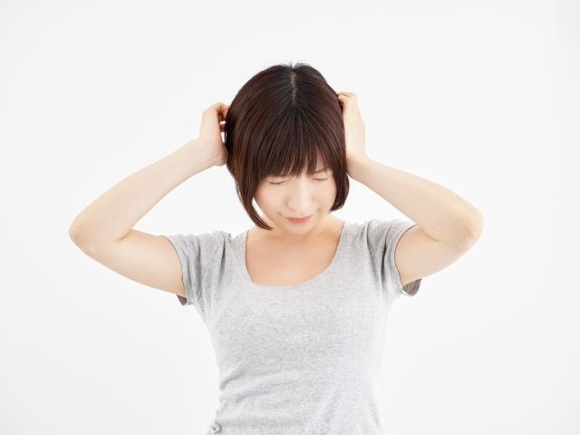 髪がパサパサになる原因と正しい対策について 頭皮