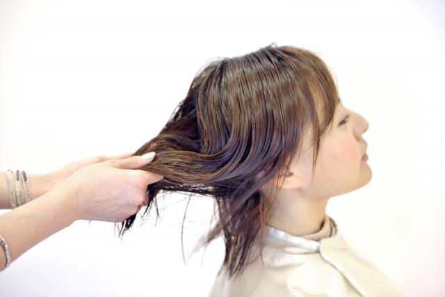 髪のぱさぱさを予防するヘアケア方法