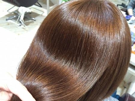 パサパサの髪をケアする方法