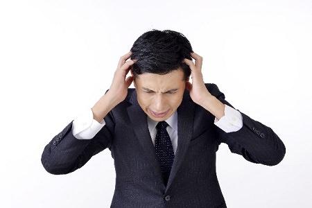 ストレスが髪に影響する