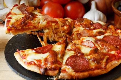 BBQ Meat feast gourmet Pizza