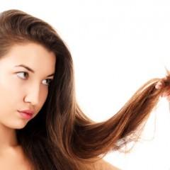 パサパサ髪にはオリーブオイルパック
