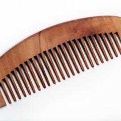 獣毛ブラシのお手入れ方法