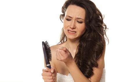 髪の病気について