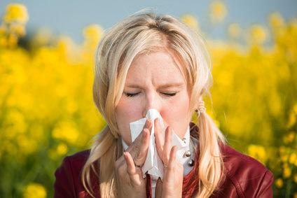 花粉症とヘアケア