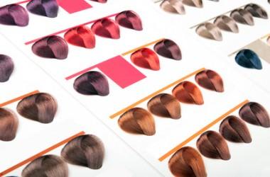 ヘアカラー抜けやすい色と抜けにくい色の特徴