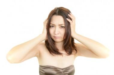 キューティクルの剥離と髪の臭いの関係