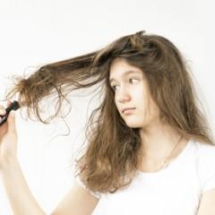 温度差が髪に与える影響