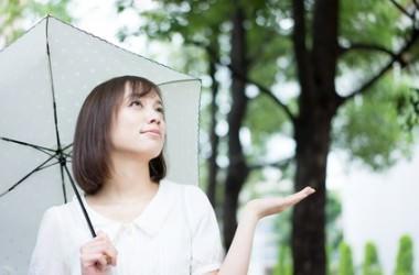 酸性雨の髪への影響