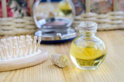 エッセンシャルオイルで頭皮の乾燥を防ぐ