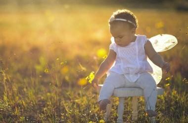 赤ちゃんのヘアアレンジは刺激が強すぎる?