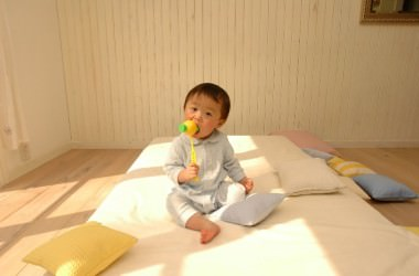 赤ちゃん・子供は何歳くらいからカットできるの?