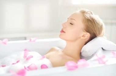髪と頭皮に良い入浴方法