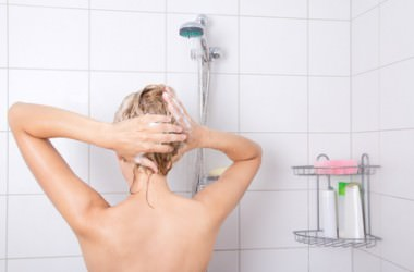 フケが出ない髪の洗い方 ヘアケア講座 頭皮ケア(スカルプケア)