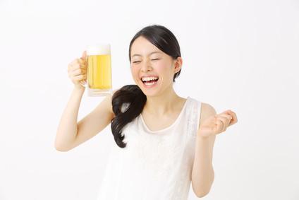 ビールで髪を洗うと健康に?