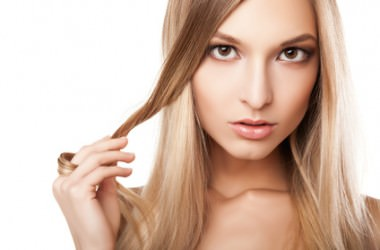 前髪のうねりを抑える方法