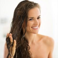 髪がサラサラになる酢リンスの作り方