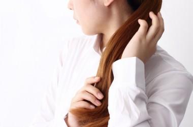 髪の太さが違う原因は?