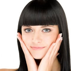 汗をかいてもふんわり前髪を維持するには?