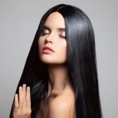 前髪のハネを抑える方法