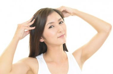 抜け毛予防に効果のある頭皮のツボ ヘアケア講座 頭皮ケア(スカルプケア)