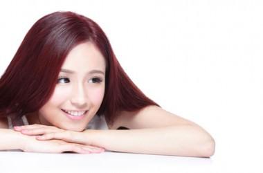 日本人の髪は赤みが残りやすい?