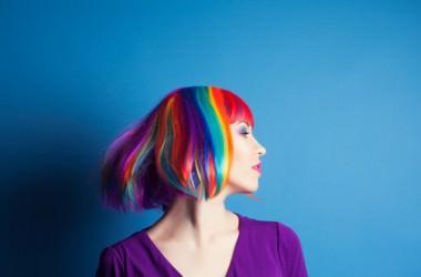 マニパニで髪を染めよう!