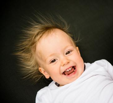 髪の毛の静電気の予防方法