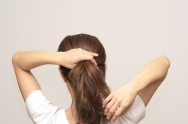 髪を結ってると将来薄毛になるって本当??