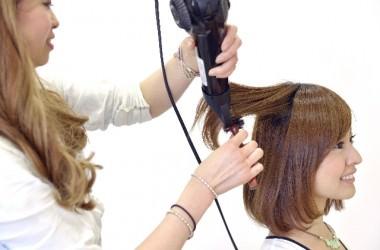 乾かし方次第で髪質が変化する!?