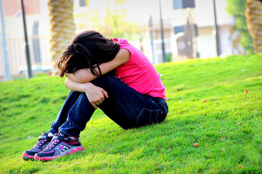 ストレスから起こる頭皮湿疹
