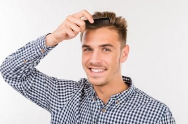 男性の為の美髪の秘訣