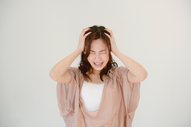 髪のパサツキを放置すると起こる症状