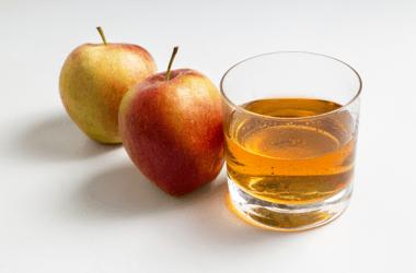 りんご酢リンスで艶髪に☆