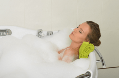 入浴時間が発毛に影響する?