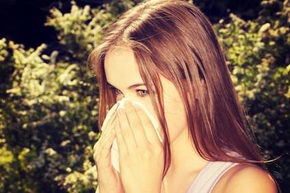 花粉症と頭皮のかゆみの関係