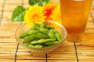 髪のために枝豆を食べよう!