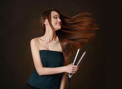 極度のクセっ毛…ヘアアイロンの適温は?
