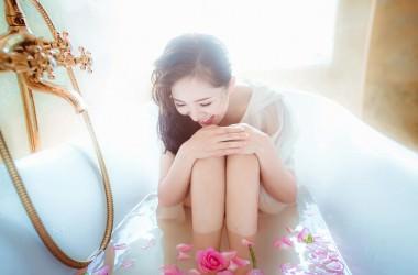 バスタイムで美髪生む。入浴美容で、耳から頭美人に♪ ヘアケア講座