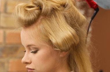 パーマの道具とパーマヘアのスタイリング方法