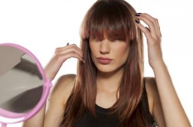 ぱっつん前髪を整える方法