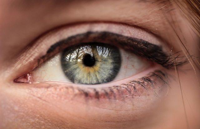 髪の色と目の色の関係