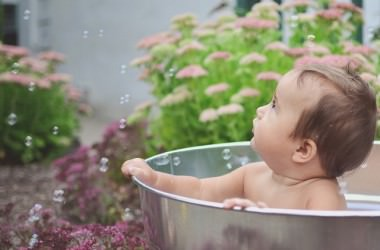 赤ちゃんや子供用のシャンプーを大人が使ってはいけない?