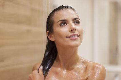ワックスがついた髪の正しい洗い方