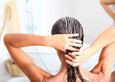美しい髪のためのトリートメント方法