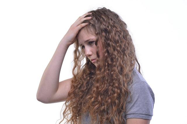 ダメージを受けた髪をその日のうちに補修する方法