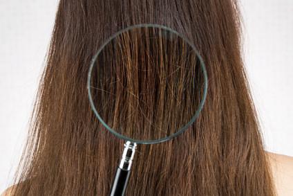 切れ毛・パサつきを改善!髪の乾燥予防